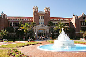Florida State University Admissions